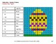 Easter Math: Three 3-digit Subtraction - Color-By-Number Mystery Pictures