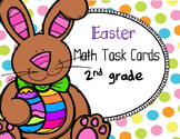 Easter Math Word Problem Task Cards (2nd grade)