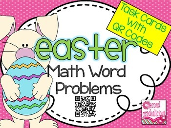 Easter Math Word Problems