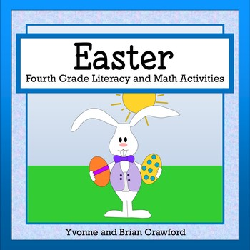 Easter Math and Literacy Activities Fourth Grade Common Core