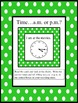 Easter Math and Literacy Centers/Task Cards