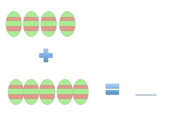 Easter Math for Pre-K-Kindergarten