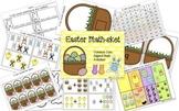 Easter Math-sket