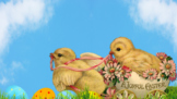 Easter Math - two step equations - Who Kidnapped Mavis?