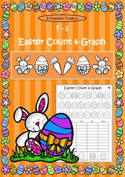 Easter Maths - Count & Graph (BrE)