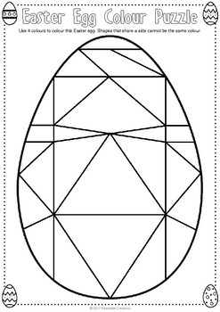 Easter Maths & Literacy {BrE Version}