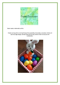 Easter Maths Mastery