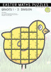 Easter Maths Puzzles; Grades 1 and 2