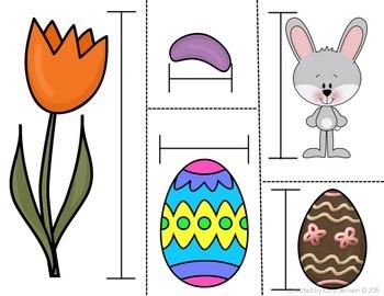 Easter Measurement Center FREEBIE