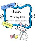 Easter: Measurement Mystery Joke