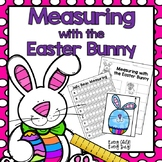 Easter Measuring - with the Easter Bunny