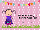 Easter Mega Matching and Sorting Pack