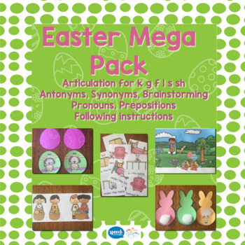 Easter Mega Pack