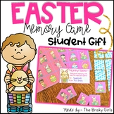 Easter Memory Game- Student Gift
