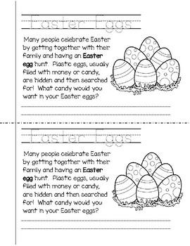 Easter Mini-Book