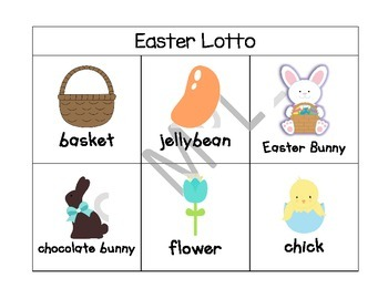 Easter Mini-Unit for Young Learners