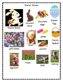Easter Mini Word Wall Freebie