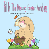 Easter: Missing Numbers (1-100)