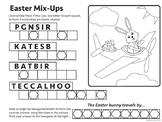 Easter Mix-Ups