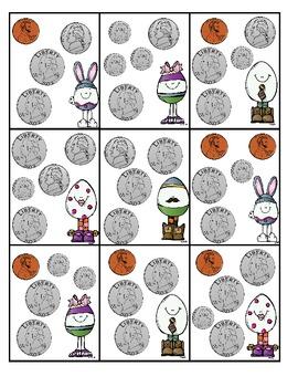 Easter Money
