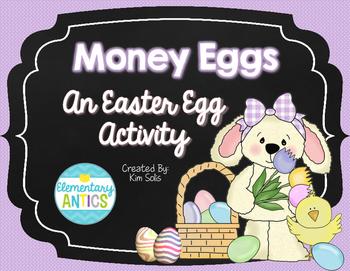 Easter Money Eggs