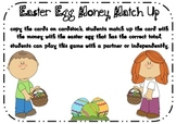 Easter Money Match Up