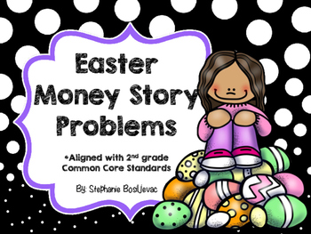 Easter Money Story Problems