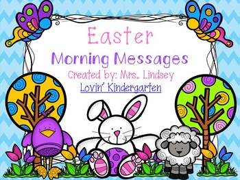 Easter - Morning Messages