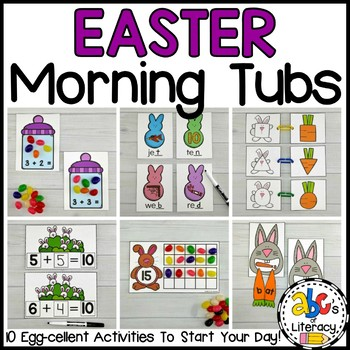 Easter Morning Tubs