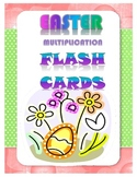 Easter Multiplication Flash Cards