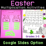 Easter Multiplication Activities