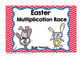 Easter Multiplication Race