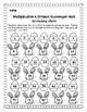 Easter Multiplication and Division Scavenger Hunt