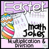 Easter Multiplication and Division Worksheets