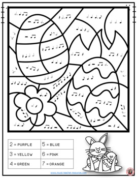 easter coloring pages for teachers - photo#50