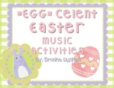 Easter Music Activitites for the Koday, Orff, Elementary G