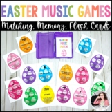 Easter Music Puzzles {Color & Ink-Friendly, American & International Terms!}