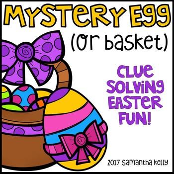 Easter Mystery Egg