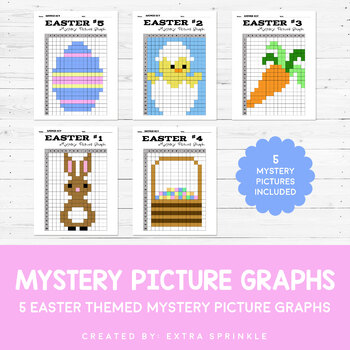 Easter Mystery Graphing Pictures