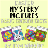 Easter Mystery Pictures Basic Division Facts ~ Fact Fluency