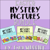 Easter Mystery Pictures Basic Multiplication and Division