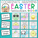 Easter Mystery Pictures: Coordinate Graphing