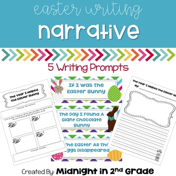 Easter Narrative Writing