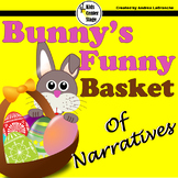 Easter Narrative Writing Story Starters