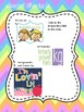 Easter No-Prep Math and Literacy Pack