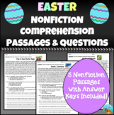 Easter Nonfiction Comprehension Passages
