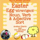 Nouns, Verbs, Adjectives: Easter