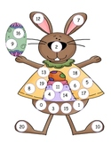 Easter Number Mat 0-20