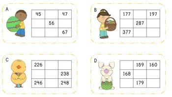 Easter Number Patterns
