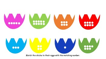 Easter Number Practice